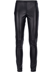 Michael Michael Kors Wet Look Legging Black