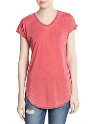 Candc California Betty Tee Red