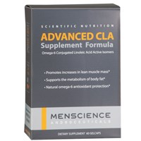 Menscience Advanced Cla Lean Muscle Support Supplement 60 Capsules