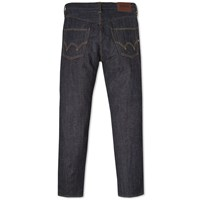 Edwin Ed 47 Regular Straight Jean Unwashed 14Oz Red Selvedge