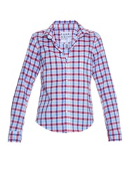 Frank And Eileen Barry Checked Cotton Shirt