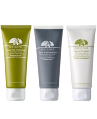 Choose A Free Deluxe Size Mask With 45 Origins Purchase No Color
