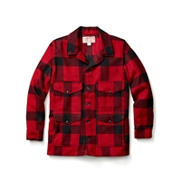 Mackinaw Cruiser Seattle Fit Filson