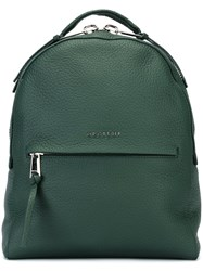 Orciani 'Soft' Backpack Green