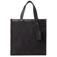 Moncler Mathias Camo Tote Bag Black