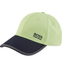 Hugo Boss Logo Cotton Cap Light Pastel Green