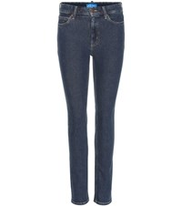 Mih Jeans Daily Straight Leg Blue