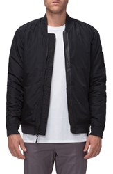 Tavik Men's Defender Water Resistant Ma 1 Bomber Jacket