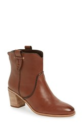 G.H. Bass Women's And Co. 'Sophia' Pull On Bootie Whiskey Leather