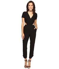 Lovers Friends Karla Jumpsuit Black Women's Jumpsuit And Rompers One Piece