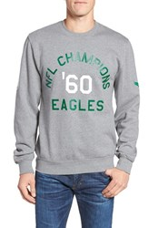 Mitchell And Ness Men's Nfl Eagles Champion Sweatshirt