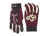 Oakley Factory Park Glove Aubergine Cycling Gloves Purple