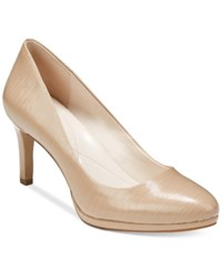 Alfani Women's Glorria Pumps Only At Macy's Women's Shoes Khaki Fresco