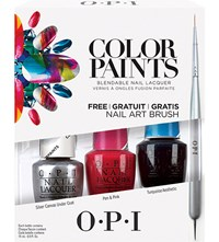 Opi Colour Paints Collection Nail Polish Trio Pack