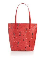 Dickins And Jones Ns Tote Bag Red