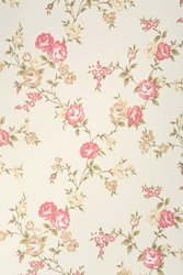 Graham And Brown Rose Cottage Wallpaper Urban Outfitters