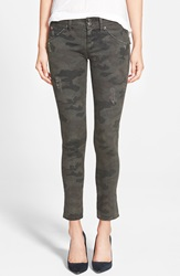 Hudson Jeans 'Collin' Ankle Skinny Jeans Camo Print Nordstrom Exclusive