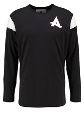 G Star Gstar Afrojack Baseball Long Rt L S Long Sleeved Top Black