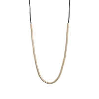 Madewell Gildpath Necklace Vintage Gold