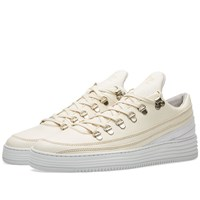 Filling Pieces Mountain Cut Sneaker White