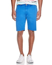 Robert Graham Journeyman Bermuda Shorts