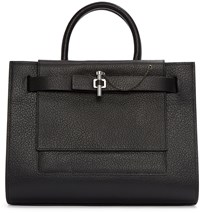 Carven Black Leather Bag