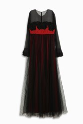 Andrew Gn Sheer Gown