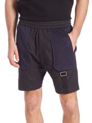 Diesel Black Gold Palpot Shorts Navy