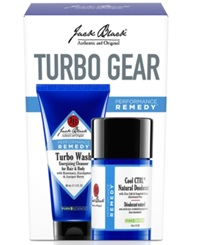 Jack Black Turbo Gear Gift Set Limited Edition No Color