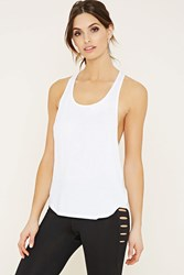 Forever 21 Active Braided Back Tank