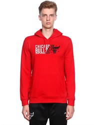 Adidas Chicago Bulls Hooded Cotton Sweatshirt