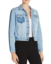 Nobody Original Denim Jacket In Shaded
