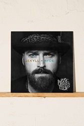 Urban Outfitters Zac Brown Band Jekyll And Hyde Lp Black