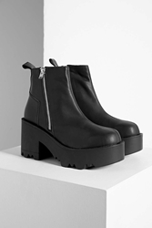Unif Rival Boot Black