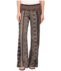 O'neill Johnson Printed Pant Black Women's Casual Pants