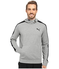 Puma Stretchlite Hoodie Tr Medium Gray Heather Men's Sweatshirt