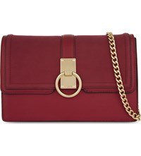 Aldo Picou Cross Body Bag Bordo Miscellaneous