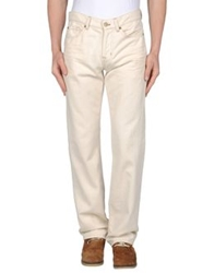 7 For All Mankind Casual Pants Rust