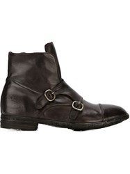 Officine Creative 'Rozier' Boots Brown