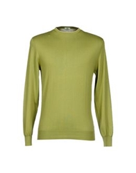 Luigi Borrelli Napoli Sweaters Military Green
