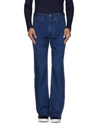 Aquascutum London Aquascutum Denim Denim Trousers Men Blue