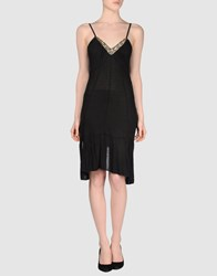 Nolita De Nimes Dresses Short Dresses Women Black