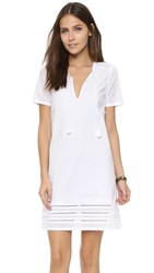 Ag Jeans Poppy Dress True White