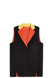 Marco De Vincenzo Tri Colour Gilet