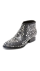 Alexander Wang Studded Kori Booties Black