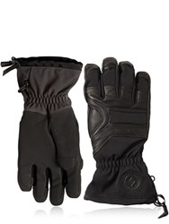 Black Diamond Patrol Insulated Leather Mountain Gloves