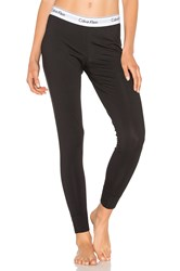 Calvin Klein Underwear Modern Cotton Legging Black