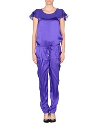 Stefanel Pant Overalls Military Green