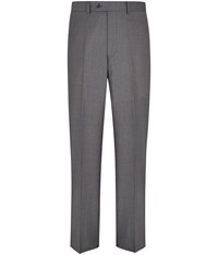 Austin Reed Grey Melange Twill Westminster Trousers