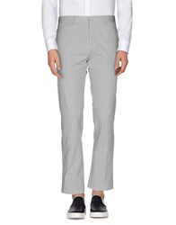 Boglioli Trousers Casual Trousers Men Light Grey